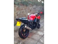 Hyosung GTR 125 - Amazing Huge Learner Legal with Upgrades - Monster V-Twin Engine