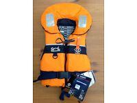 Brand New Crewsaver Spiral 100 Junior Lifejacket