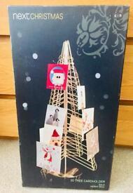 Next Christmas Tree 3D Cardholder
