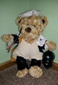 Shakes - bear character bear for grown ups