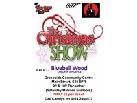 Christmas Charity Show - 9 & 10th December - Grenoside