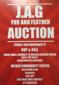 AUCTION!!!