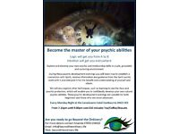 Become the Master of your Psychic Abilities