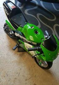 Electric mini motorbike - kids