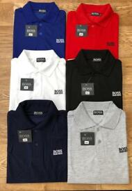 Mens Polo T Shirts **3 for £20**