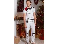 Medium Size Star Wars Stormtrooper Pyjamas
