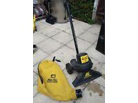 McCulloch Mac-Vac Indoor/Outdoor combined Vacuum/Mulcher