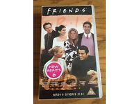 Friends Series 6 Episodes 21 - 24 The one with the proposal!