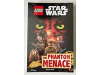 Brand new star wars Lego book set