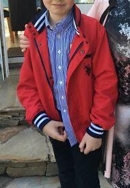 Boys Ralph Lauren Wedding/Confirmation Outfit