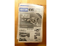 255 editions Of Aviation News 1970s & 80s