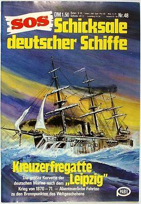 SOS Schicksale deutscher Schiffe Band 48 in Z1 Pabel