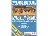 Walking football in Fallowfield