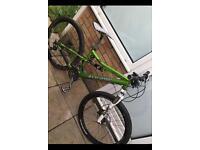 Orange st4 full suspension mountain bike XS