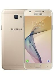 Brand New Samsung Galaxy J5 Prime 4G LTE(16GB)GOLD Unlocked