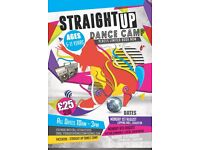 Straight Up Dance Camps for KIDS, ESSEX