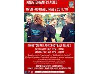 Kingstonian FC Ladies Football