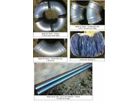 VENTILATION DUCTING - MUST GO OFFERS CONSIDERED - BARGAIN!!!!!