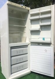 BOSCH 5.5ft DUO SYSTEM FRIDGE FREEZER FREE DELIVERY