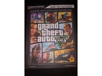 Grand Theft Auto 5 Strategy Guide Book - Expanded Edition for Playstation 4 PS4 Xbox One PC GTA V