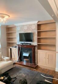 Carpenter — joiner - wardrobes - tv units - alcove units