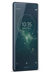 Sony Xperia XZ2 64GB - Dual SIM [Android 8.0, 6.2 IPS LCD, 19.0MP, 6GB RAM, Snapdragon 845] (Deep Green)