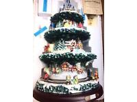 The Wonderful World Of Disney' Christmas Tree exclusive to the Bradford Exchange SEALED RRP £179.95