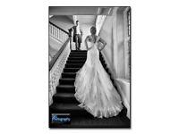 Justin Alexander Designer Wedding Dress