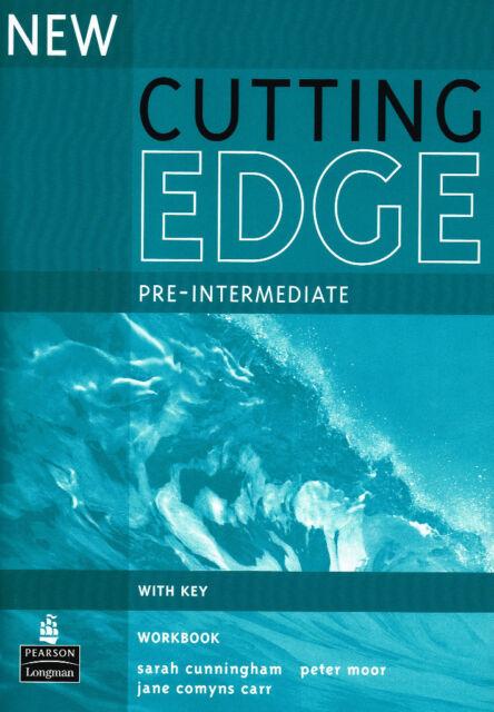 Longman NEW CUTTING EDGE Pre-Intermediate Workbook with Key @NEW@