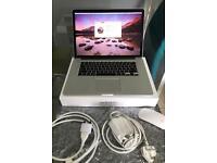 """MacBook Pro 15"""" retina (Mid 2015) i7 processor, 16GB RAM, 256GB SSD, 2.2 GHz"""