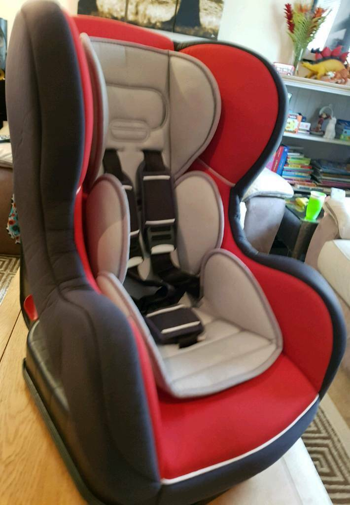 Reclining Car Seat 9KG To 18KG 9months 4years