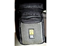 CASE LOGIC - Digital Compact Camera Carry Pouch with Belt Loop