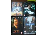4 x DVD 'S
