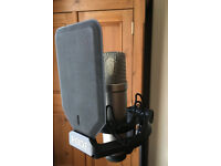 RODE NT1-A MICROPHONE + SMR SHOCKMOUNT FOR SALE