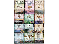 Winston Graham, Poldark Series, 12 Books Collection, Set Novel of Cornwall