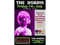 FRIDAY 14th JULY - 60s 70s SOUL / REGGAE / MOTOWN / BLUE BEAT with DOUBLE BARREL – ASHTON