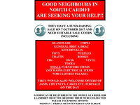 Good Neighbours in North Cardiff Autumn Fayre
