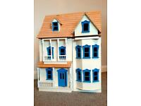 Collectible dolls house