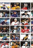 Hockey Greats Stamps