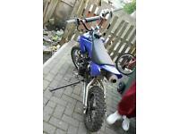 110cc Pitbike / Dirtbike / Motorbike Full frame / Rolling frame / No engine