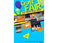 MS Cake Break & Craft Fair