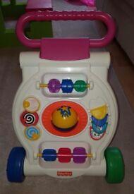Baby Push Walker/Playstation