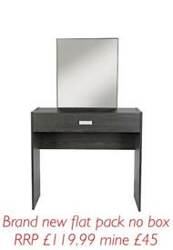 Brand new dressing table