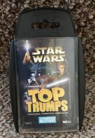 Star Wars Top Trumps