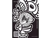 Call for Entries - Average Art Magazine (Deadline: 22/09/2016)