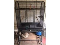 Large strong Parrot cage