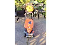 Flymo Roller Compact 3400 Lawn mower /lawnmower – easy reel model - electric