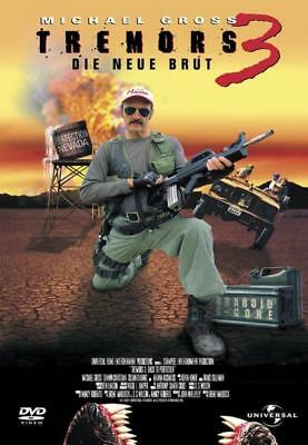 Tremors 3 - Die neue Brut ( Horror Kult ) mit Michael Gross, Shawn Christian NEU