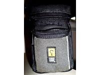 CASE LOGIC Digital Compact Camera Carry Pouch with Belt Loop