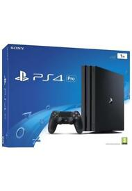 Brand New PS4 Pro, 1TB, NEW & SEALED